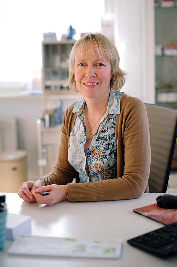 Dr. med. Britta Waldmann Fachärztin für Allgemeinmedizin in Lüneburg